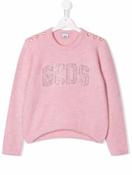 Gcds Kids - TEEN embellished jumper 560T9560035300000000