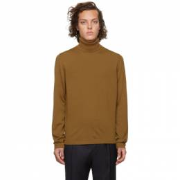 Hugo Hugo Boss Tan Wool San Thomas Turtleneck SAN THOMAS 50402582
