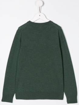 Isaia Kids - crew-neck jumper 65956366500000000000