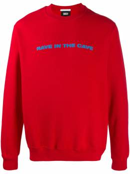 Societe Anonyme Rave In The Cave sweatshirt KBK474RAV