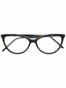 "Saint Laurent Eyewear очки ""кошачий глаз"" SL261"
