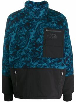 The North Face джемпер оверсайз с контрастными вставками NF0A3XARF30