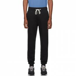 Rag & Bone Black Classic Lounge Pants M000T85U3