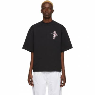 Black Collection 3 Graphic T-Shirt Reebok by Pyer Moss FN2537 - 1