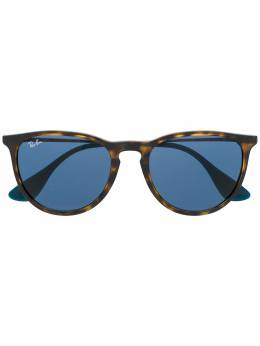 Ray Ban Erika oval frame sunglasses RB4171