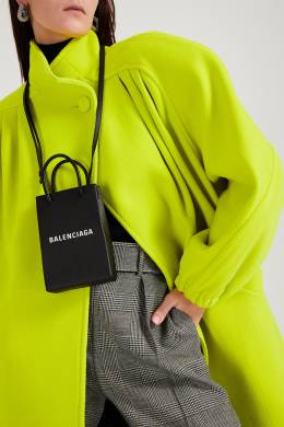 Сумка-пакет мини-формата Shopping Phone Holder Balenciaga 397166568