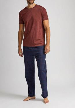 Брюки домашние Burton Menswear London 35N06PGRY