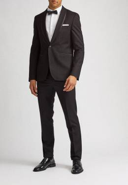 Пиджак Burton Menswear London 02S72PBLK