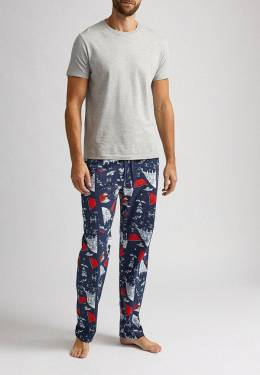 Брюки домашние Burton Menswear London 35N12ONVY