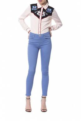 jeans Silvian Heach PGP18929JE_SEA_BLUE