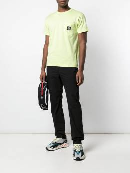 Stone Island logo patch relaxed-fit T-shirt 711520113V0051
