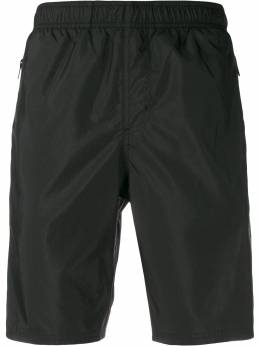 Givenchy label patch track shorts BMA00A1Y5N