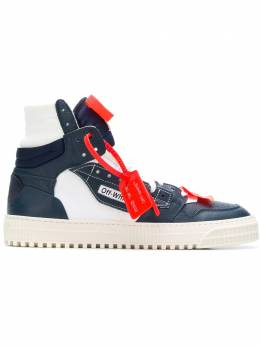 Off-White хайтопы 'Off-court' OMIA065F18A420123001