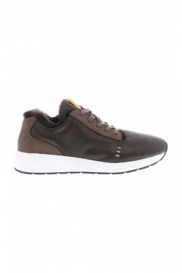 sneakers BNSM 100_230_LEATHER_BROWN