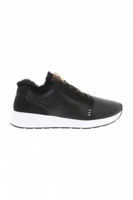 sneakers BNSM 100_210_LEATHER_BLACK