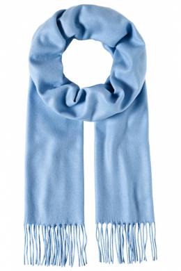 scarf Vincenzo Boretti 10041121_LIGHT_BLUE