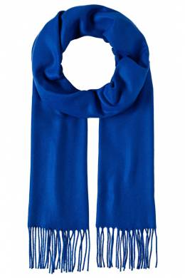 scarf Vincenzo Boretti 10041121_ROYAL_BLUE