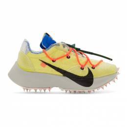 Nike Yellow Off-White Edition Vapor Street Sneakers CD8178-700