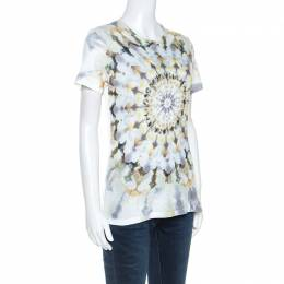 Christian Dior Multicolor Printed Kalei Diorscopic T-Shirt S 248202
