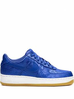 Nike кроссовки Air Force 1 'Blue Silk' из коллаборации с Clot CJ5290400