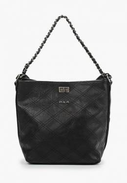 Сумка Pola 98357 Black(with webbing)