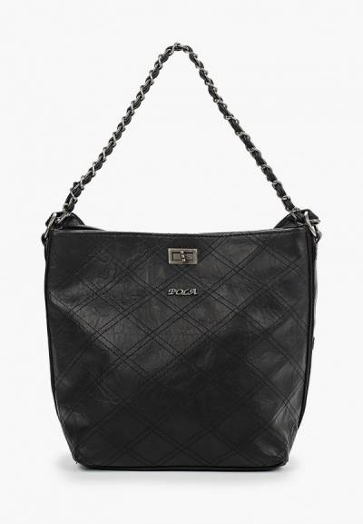 Сумка Pola 98357 Black(with webbing) - 1