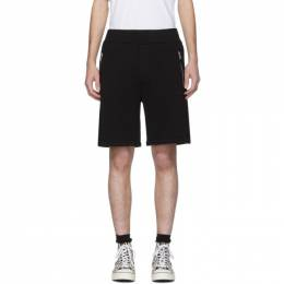 MARNI Black Logo Shorts 201379M19300804GB