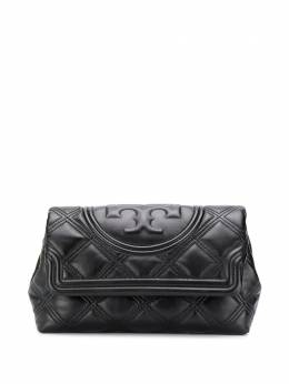 Tory Burch Fleming quilted clutch bag 59690
