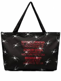 Сумка-тоут East из коллаборации с Browns Services Unknown X Browns East SPIDERTOTE