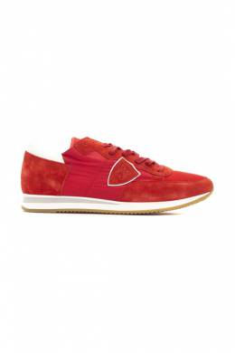 gumshoes Philippe Model TRLUW111_ROSSO_ROUGE