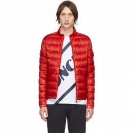 Moncler Red Down Agay Jacket 201111M17800308GB
