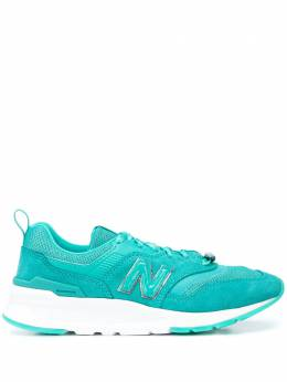 New Balance 997 suede-panel low-top trainers CW997HJA