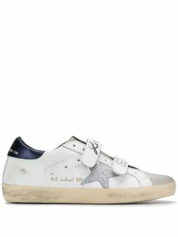 Golden Goose Deluxe Brand кроссовки на липучках G34WS206A5