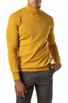 turtleneck MEN BROKERS 19512_864_11_MUSTARD