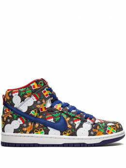 Nike кроссовки SB Dunk High TRD QS 881758446