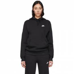 Nike Black Sportswear Club Fleece BV2654-010