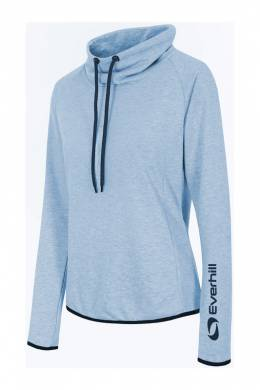 sweatshirt EVERHILL HEL18_BLD702_LIGHT_BLUE_MELANGE