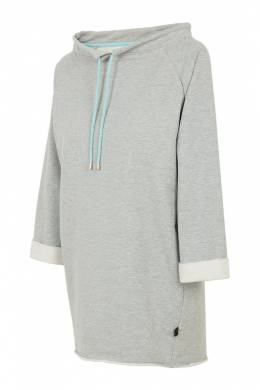 sweatshirt EVERHILL HEL19_BLD700_COLD_LIGHT_GREY_MELANGE