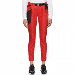 Nike Red MMW Edition NRG X SE Lounge Pants CK1545-657