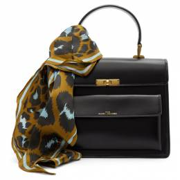 Marc Jacobs Black The Uptown Bag M0015810