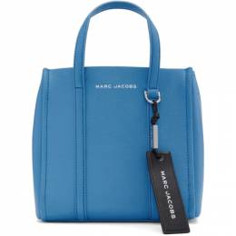 Marc Jacobs Blue The Mini Tag Tote M0015078