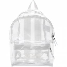 Eastpak Transparent PVC Orbit Backpack GLASS ORBIT