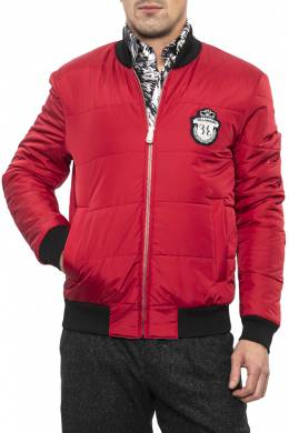 jacket Billionaire BLC76146228A_ROSSO_RED