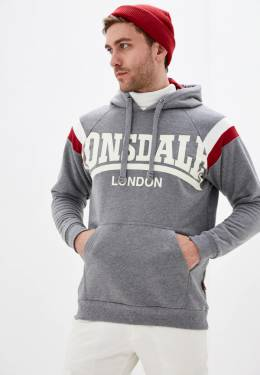 Худи Lonsdale MH088