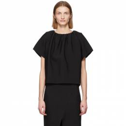 Toteme Black Savaneta Blouse 201-712-713