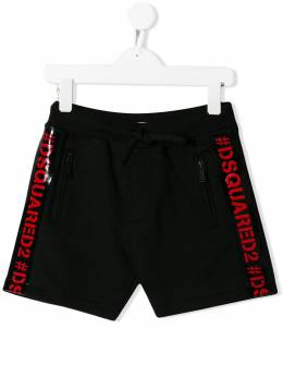 Dsquared2 Kids шорты с логотипом DQ03YED00Y0