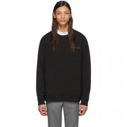 Givenchy Black Logo Sweatshirt BMJ065305B