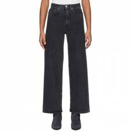 Toteme Grey Flair Jeans 194-230-743