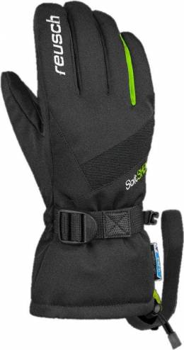 Перчатки 18-19 Outset R-Tex XT Black/Neon Green Reusch