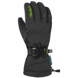 Перчатки 18-19 Corina R-Tex XT Black/Lime Green Reusch